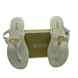 MICHAEL KORS Women's CAROLINE Jelly Sandal